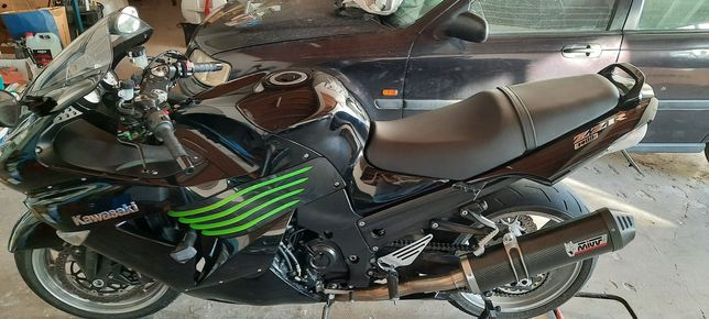 Carenagens zzr1400 zx-14R