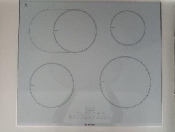 Płyta indukcyjna biała bosch PIB672F17E