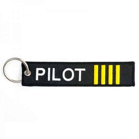 """Стильный брелок """"Pilot"""""""
