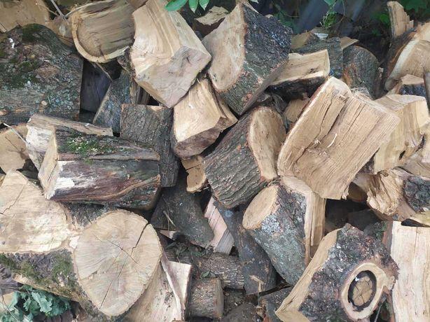 Для промышленных котлов Дрова дуб. (Нерубашки , сучковые ..) крупные