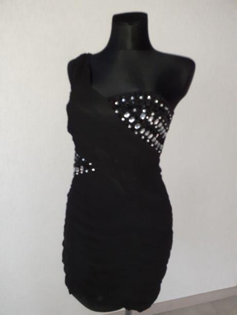 Nowa sukienka rozm 36 z metkami elastystyczna