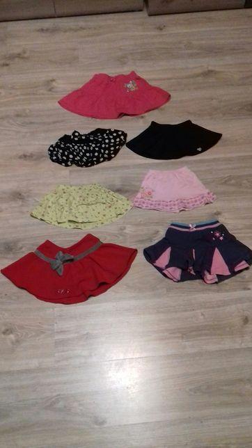 Spódniczki, spódniczka dla dziewczynki 74, 74-80, 80, 86, 80-86, 98
