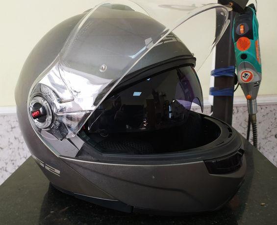 Шлем Ls2 модуляр, мотошлем, для байкера, мотоциклетный, шолом
