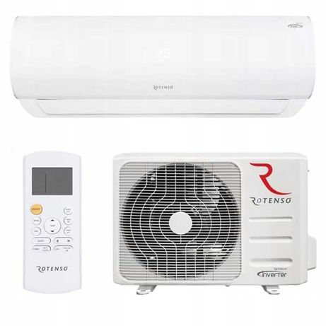 Klimatyzacja w domu, biurze, firmie. Sprzedaż i montaż klimatyzacji.