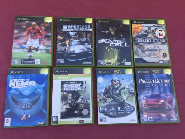 Jogos para consola xbox