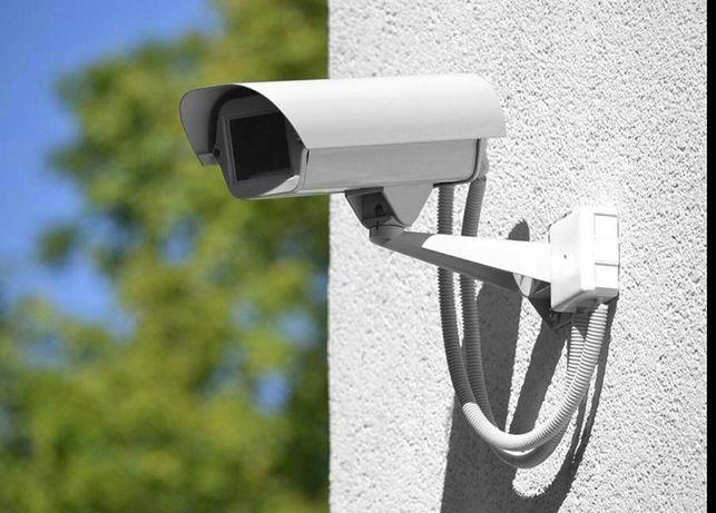 Видеонаблюдение, охранная и пожарная сигнализация