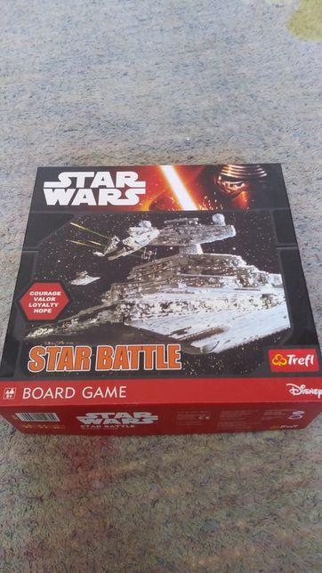 Gra Trefl Star Battle Star Wars gra planszowa