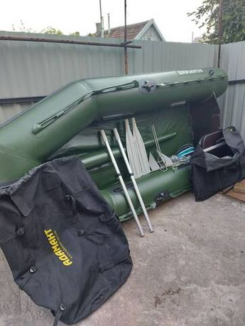 Продам лодку,новую Адамант 280 У