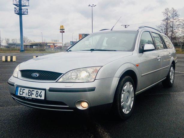 Ford Mondeo Combi 2.0 Benzyna 2001 Rok Klimatyzacja Opłacony