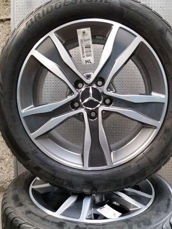 """Felgi aluminiowe 17"""" cali Mercedes Audi Vw Seat Skoda zimowe"""