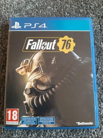 Gra Fallout 76 na ps4