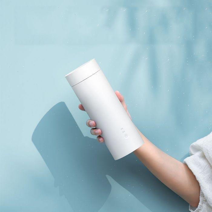 Электрический термос Xiaomi Viomi Travel Electric Cup (400 ml) Донецк - изображение 1