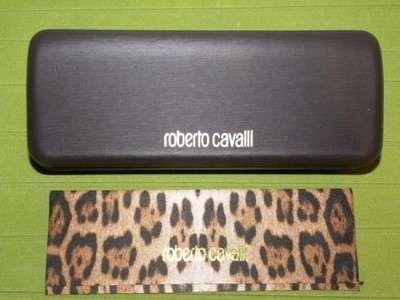 Roberto Cavalli etui do okularów