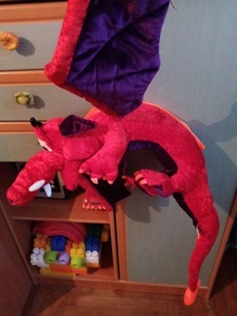 Мягкая игрушка,Дракон