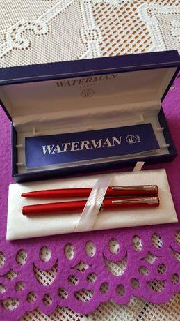 Pióro wieczne, długopis Waterman