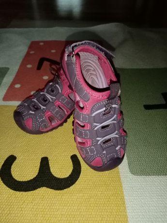 Sandały trekingowe rozmiar 23