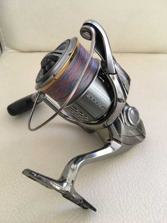 Carreto Spinning Shimano Stella