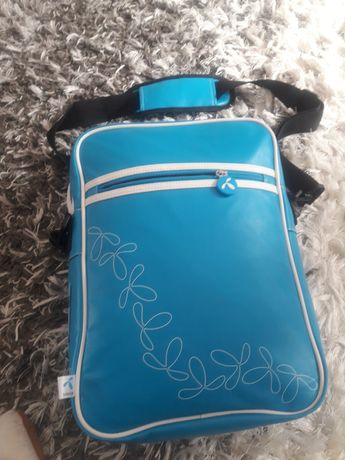 Nowa niebieska torba telenor Cupen 25×35cm seria limitowana