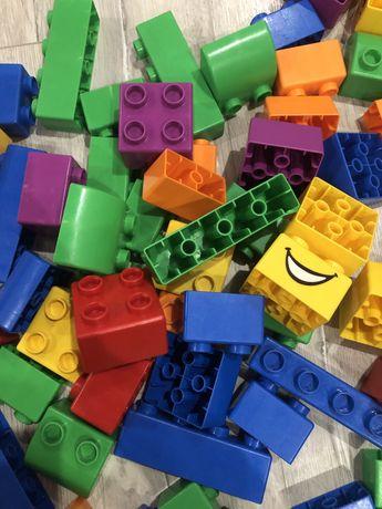 Конструктор Lego. Великі кубики.Оригінал