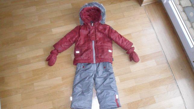 Kurtka, spodnie zimowe, narciarskie COCCODRILLO rozm. 86