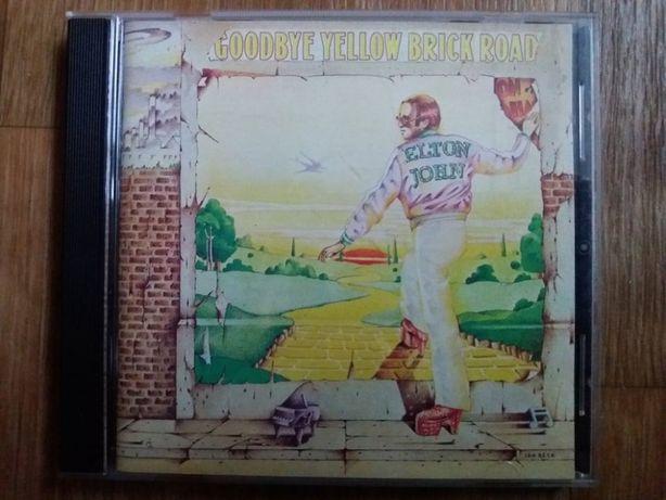 Elton John – Goodbye Yellow Brick Road Фирменный компакт.CD