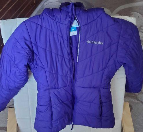 Зимняя куртка Columbia размер S