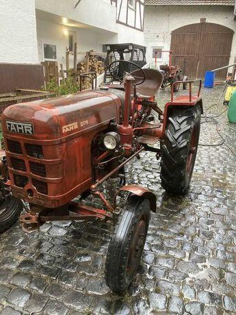 Traktor Fahr D17N