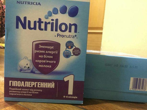 Смесь молочная Nutrilon Гипоаллергенный 1