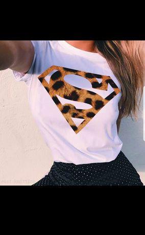 Bluzeczka Superman r S.