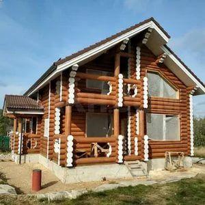 Деревянные дома, срубы