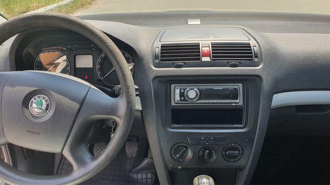 Автомобиль Шкода Октавия А5