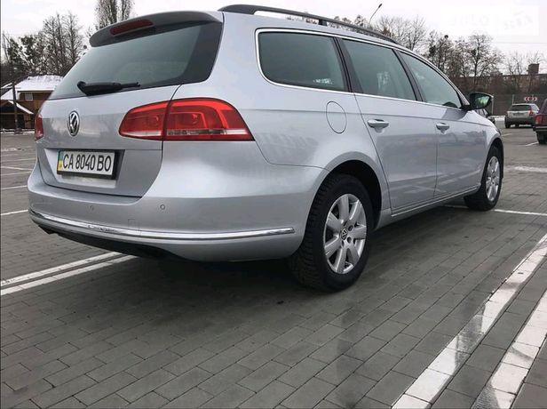 VW Passat b7 1.6TDI