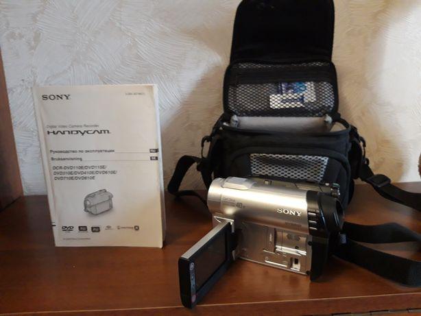 Відеокамера SONY DCR - DVD610
