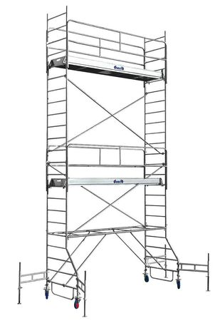 Alugo Andaime Torre móvel