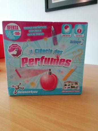 Ciencia dos Perfumes Science 4 you Selado