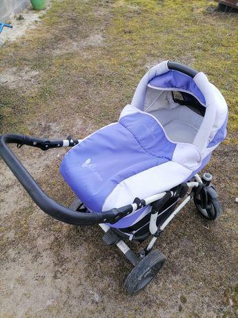 Wózek dziecięcy firmy Vulcano