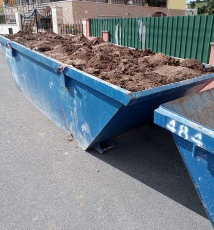 Alugamos contentores para todo o tipo de entulho de obras e resíduos