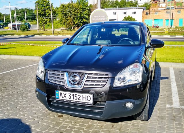 Nissan Qashqai 2.0 АКПП