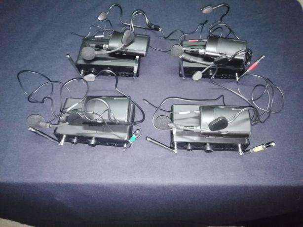 4 sistemas head set