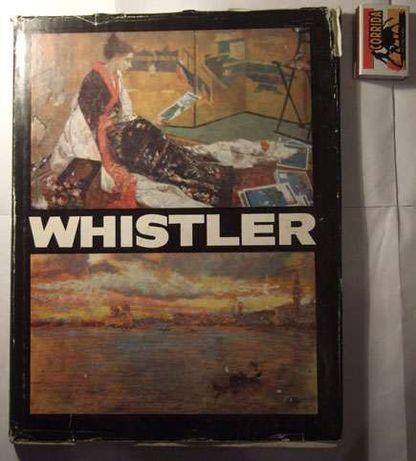 Whistler. Bucharest.1981 каталог репродукций