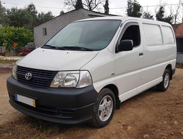 Toyota Hiace D4d 95cv