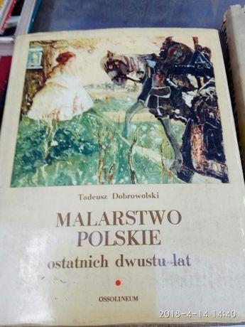 Książka Malarstwo Polskie