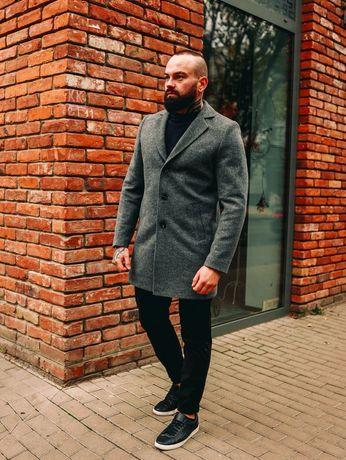 Крутое пальто Асос. Мужское пальто. Мужское осеннее пальто.