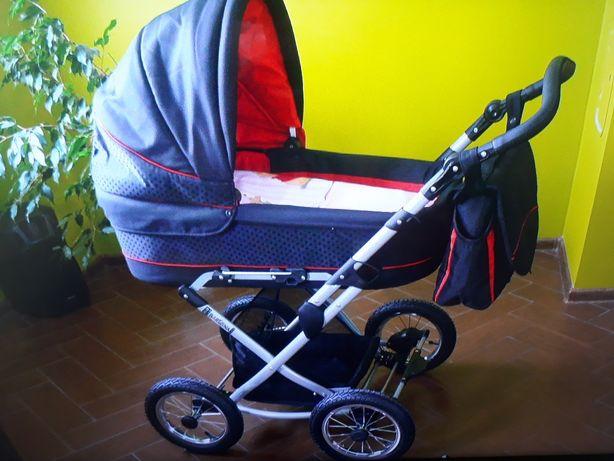 Wózek Jedo 2w1 +fotelik Maxi Cosi