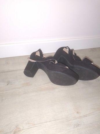 Vendo botas de salto alto