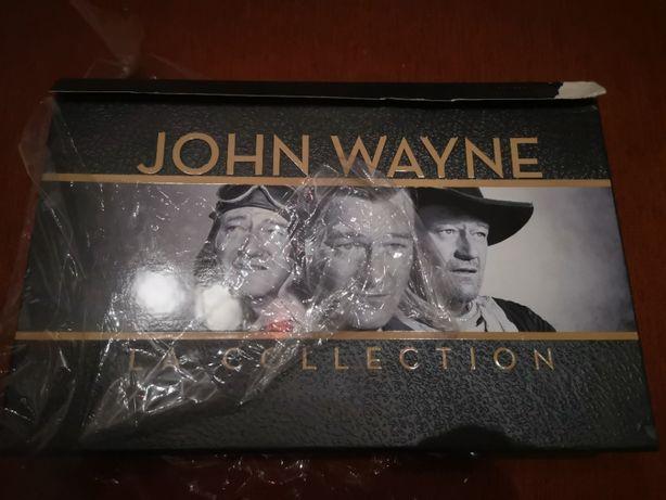 John Wayne Collection 24 dvd unikat kolekcjonerski