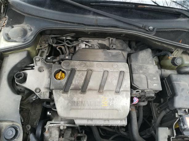 Silnik Laguna 2 1.8 16v 2002r F4J