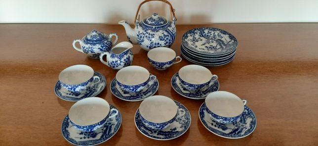 Zastawa porcelanowa chińska