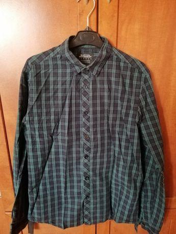 4 рубашки за 200 грн, сорочка, тениска. Topshop, Burton, cedarwood