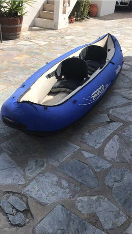 Kayak Semi-Rígido